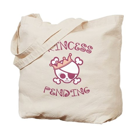 Princess Pending II Tote Bag