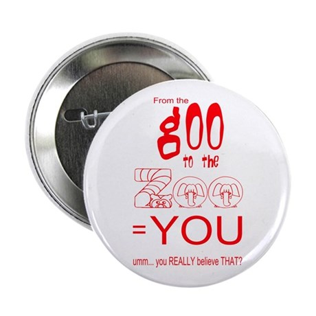 "Anti Evolution 2.25"" Button (10 pack)"
