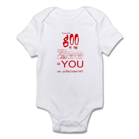 Anti Evolution Infant Bodysuit