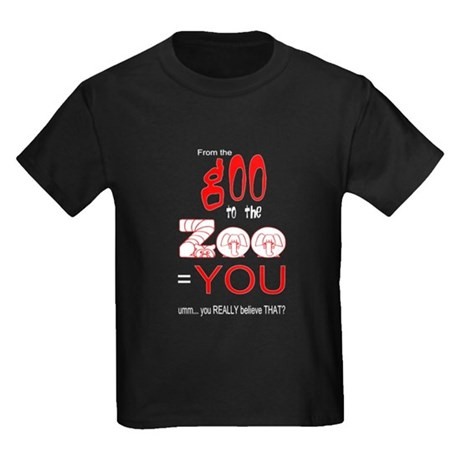 Anti Evolution Kids Dark T-Shirt