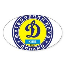 Dynamo Kyiv Oval Decal