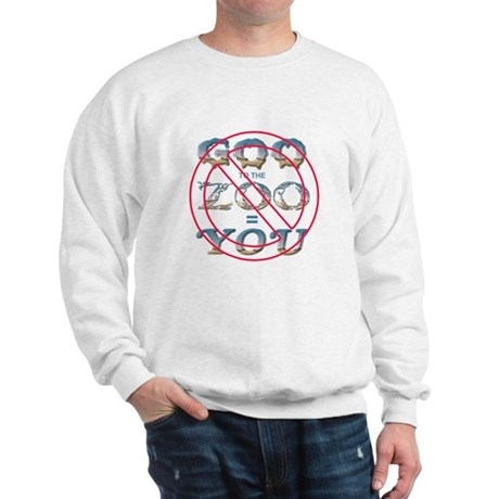 Anti-Evolution Sweatshirt