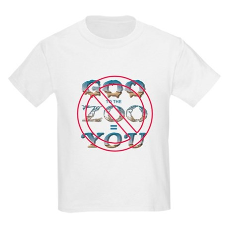 Anti-Evolution Kids Light T-Shirt