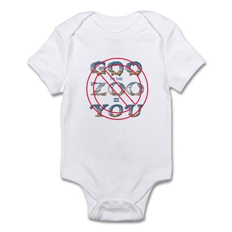 Anti-Evolution Infant Bodysuit