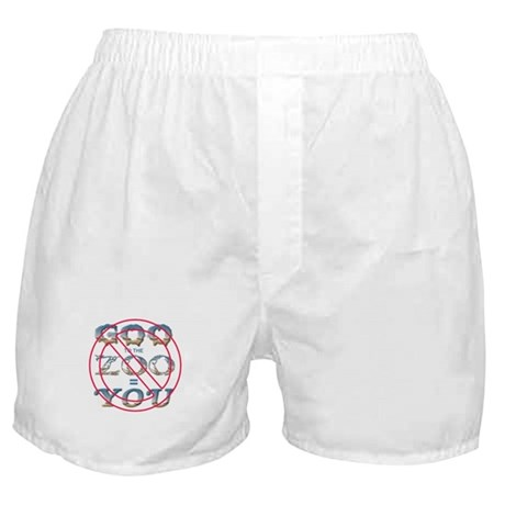 Anti-Evolution Boxer Shorts