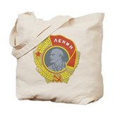 V Lenin Tote Bag