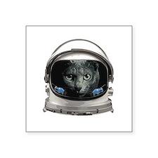 Space Helmet Astronaut Cat Sticker