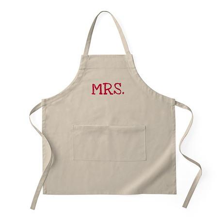 MRS. BBQ Apron