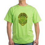 Vermont State Police Green T-Shirt