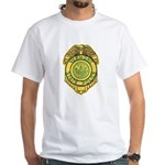 Vermont State Police White T-Shirt