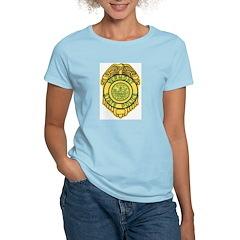 Vermont State Police Women's Light T-Shirt