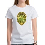 Vermont State Police Women's T-Shirt