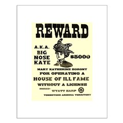 Big Nose Kate Small Poster