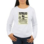 Big Nose Kate Women's Long Sleeve T-Shirt
