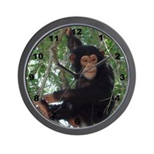 Cute Bobby bob bob Wall Clock