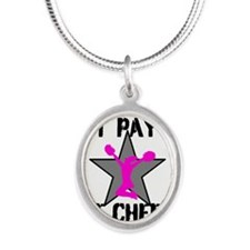 I Pay She Cheers Necklaces