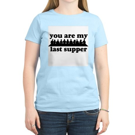 last supper Women's Light T-Shirt