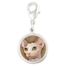 Sphynx Cat Charms