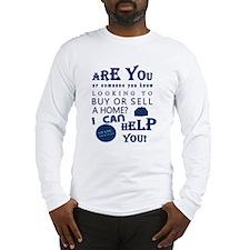 Realtor's Parade Logo Long Sleeve T-Shirt