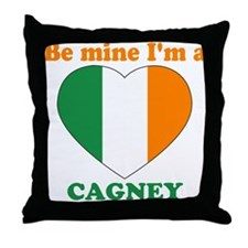 Cagney, Valentine's Day Throw Pillow