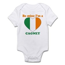 Cagney, Valentine's Day Infant Bodysuit