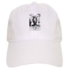 Alchemical Owl Diagram Baseball Cap