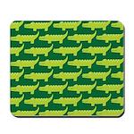 Crocodile Alligator Jungle Mousepad