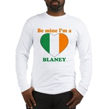 Blaney, Valentine's Day Long Sleeve T-Shirt