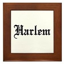 Harlem Framed Tile