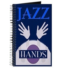 Jazz Hands Journal