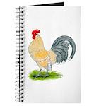 Porcelain Dutch Cock Journal