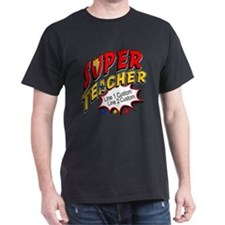 Teacher Super Hero T-Shirt