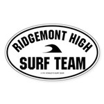 RH Surf Team Oval Sticker