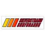 Silverstrand Surfboards Bumper Sticker