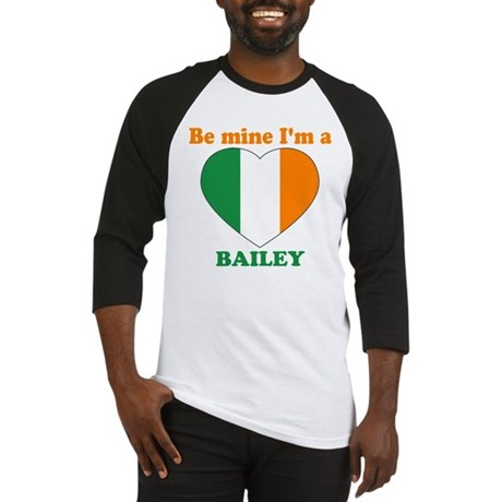 Bailey, Valentine's Day Baseball Jersey