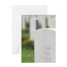 Australian & New Zealand Soldiers wh Greeting Card