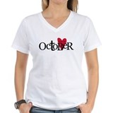 Cute October babies Shirt