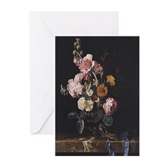 Floral Still Life Greeting Cards (Pk of 10)