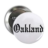 Oakland, California Button