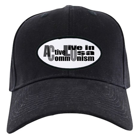 Anti-ACLU Black Cap