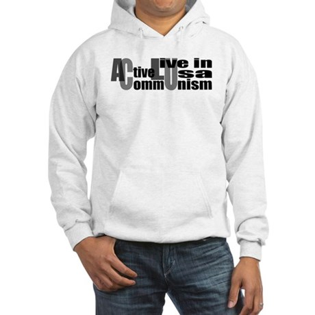 Anti-ACLU Hooded Sweatshirt