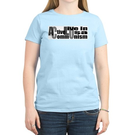Anti-ACLU Women's Light T-Shirt