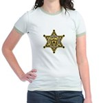 Utah Highway Patrol Jr. Ringer T-Shirt