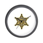 Utah Highway Patrol Wall Clock