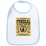 Billy's Funeral Bib