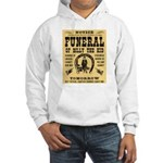 Billy's Funeral Hooded Sweatshirt