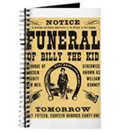Billy's Funeral Journal