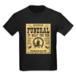 Billy's Funeral Kids Dark T-Shirt