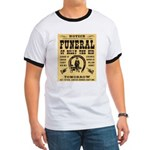 Billy's Funeral Ringer T