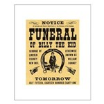 Billy's Funeral Small Poster